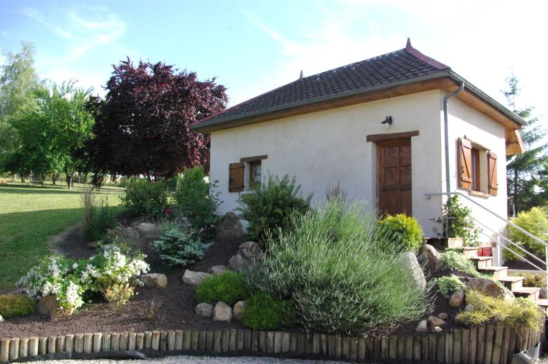 la bergerie, vacation rental in Villechetif