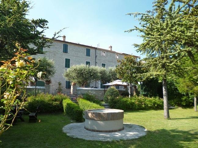 La Panoramica (Palazzo '700 colline marchigiane), holiday rental in Appignano