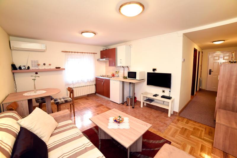 In center of Zagreb with big garden,free parking, vacation rental in Zagreb