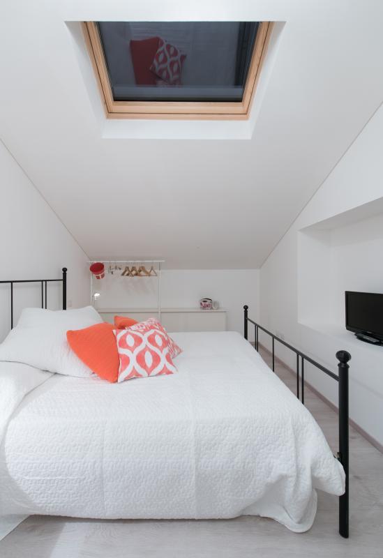 Doppelzimmer Dachgeschoss-Loft Doppelzimmer