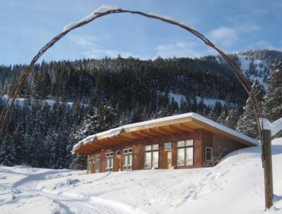 bermhouse no inverno