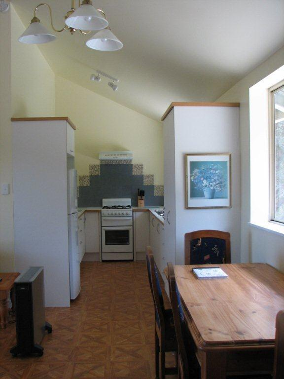 Jilba Cottage fully self-contained Kitchen