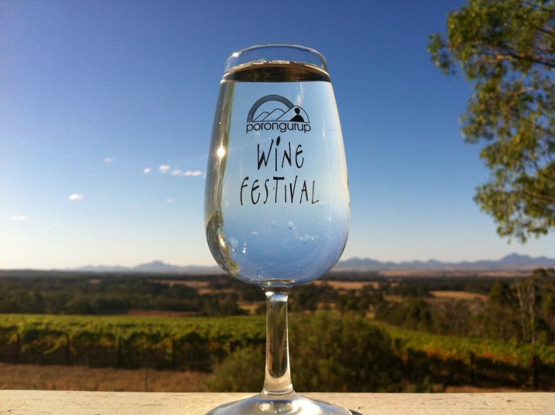Enjoy local wines at our annual Porongurup Wine Festival & be part of Taste Great Southern