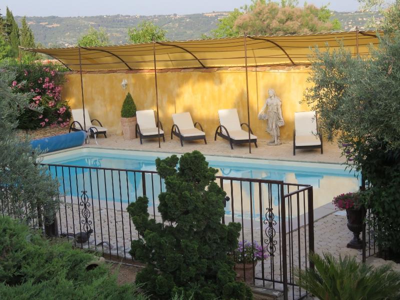 Location Gîte de Charme ' Bel Air ' /Piscine pour 2 personnes en Luberon - Provence - PACA - FRANCE