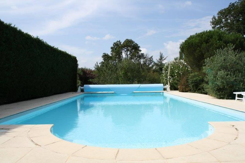 6 M x 12 M Heated Flood Lit Pool