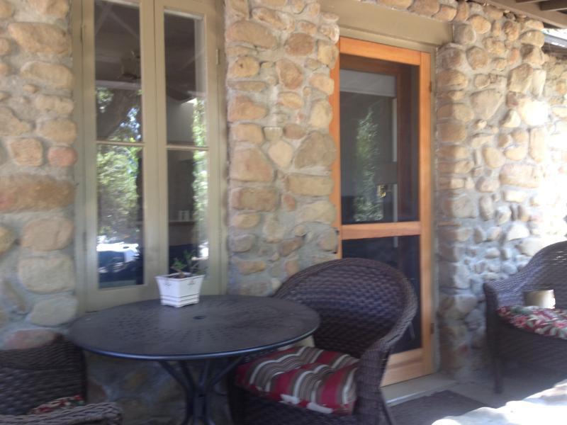 Grand porche