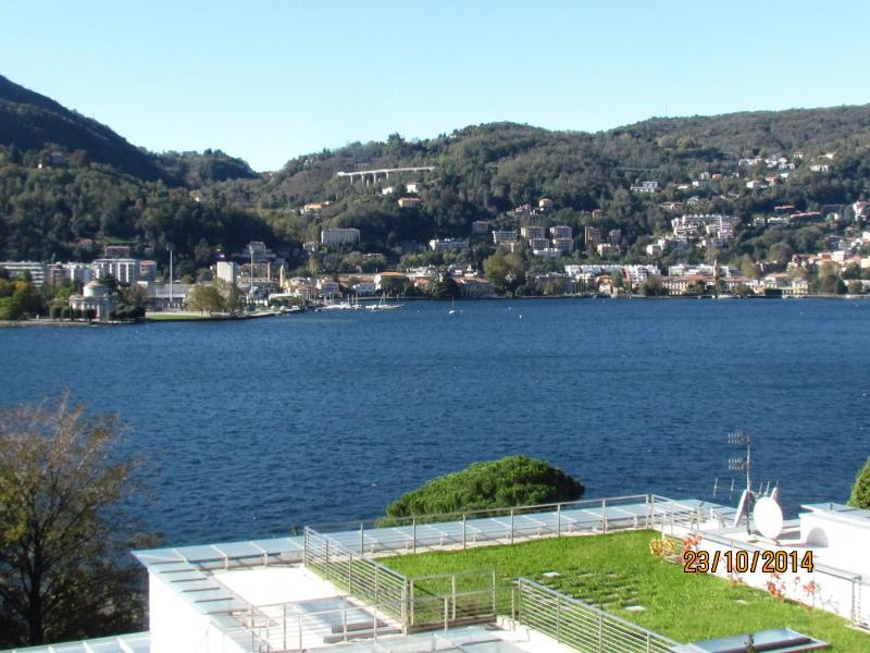 casa riva 25 vistalago, holiday rental in Como