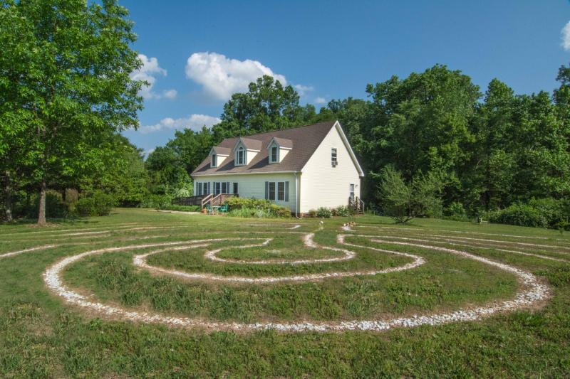 Labyrinth & Grove House