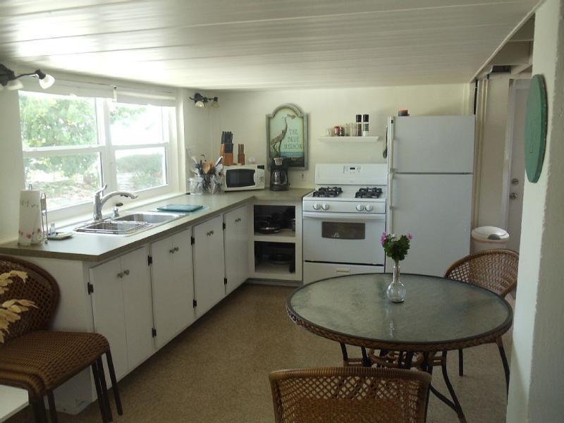 Apartamento zona cocina y comedor