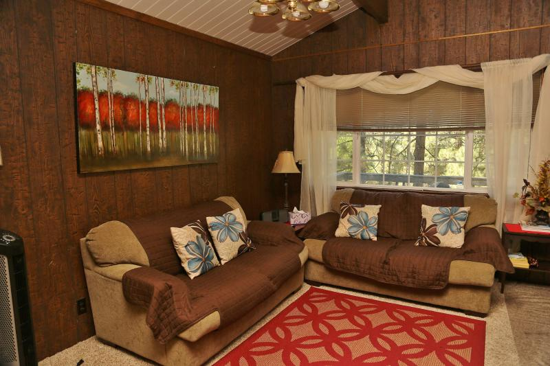 Brown Cabin with a view, vacation rental in Big Bear City