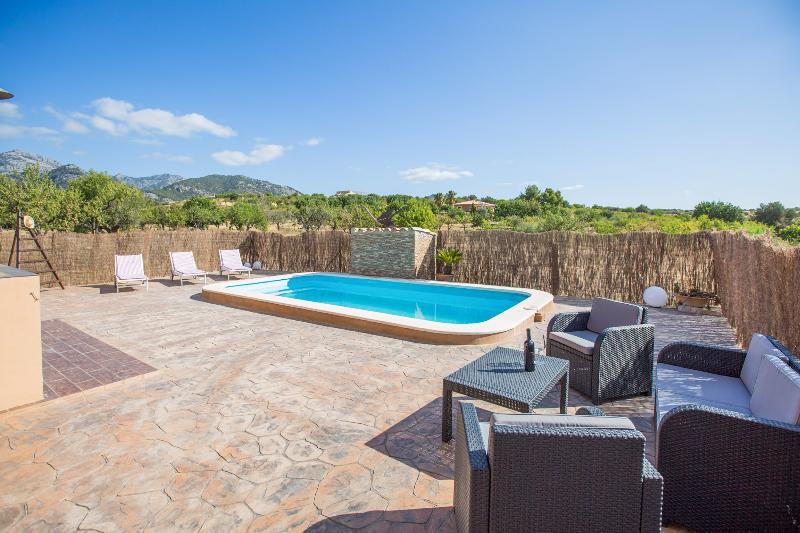 CAS MISSER - Villa for 4 people in SELVA, vacation rental in Selva