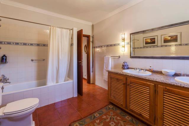 Vista de Casa de banho