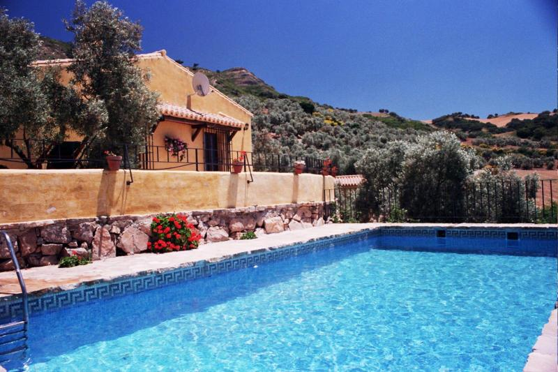 Cottage los Olivos, location de vacances à La Joya
