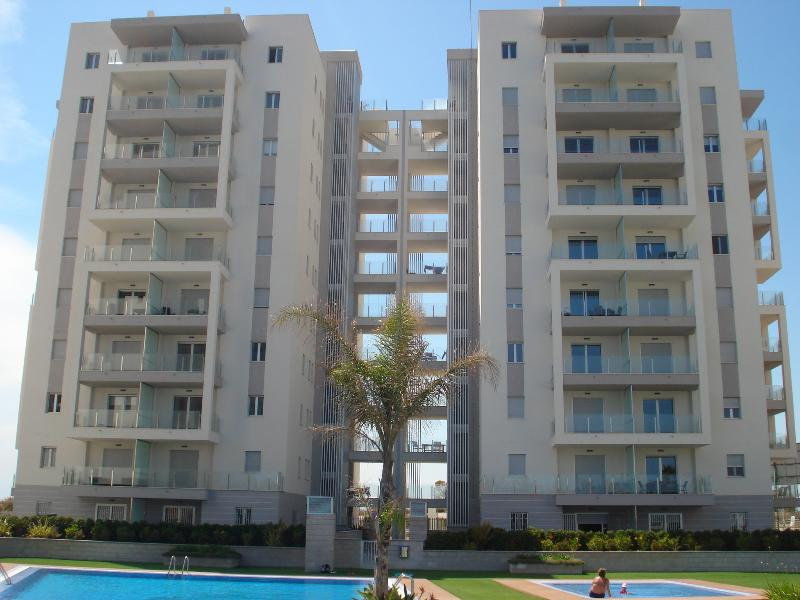 Aqua Nature 1-B New Luxury Appartment,50M from sea, holiday rental in La Mata