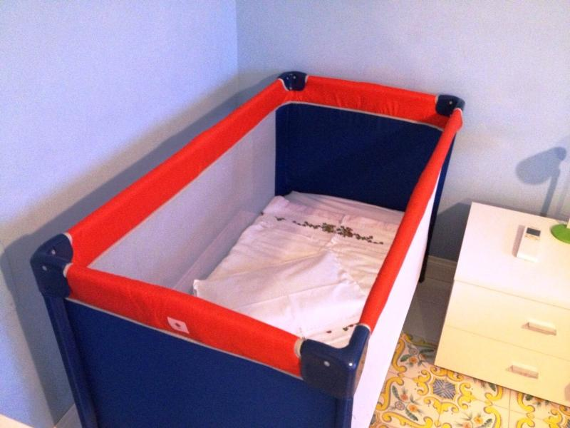 the cot for kids