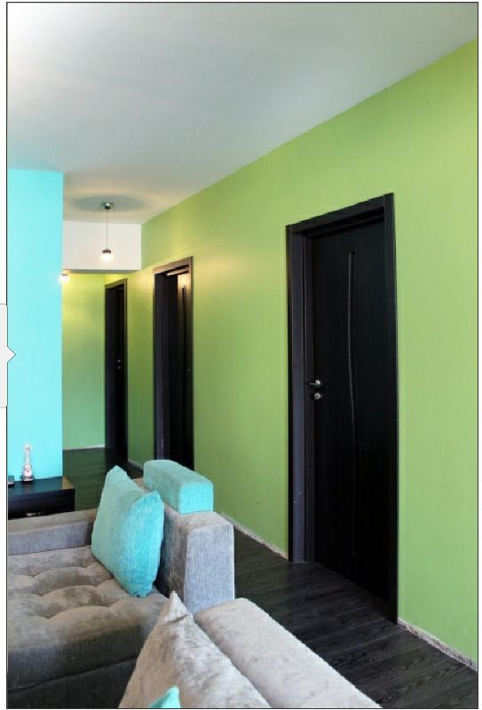 Living room-enterance to the bedrooms