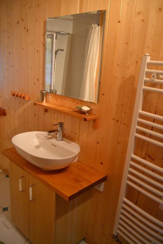 2 ème salle de bain+wc
