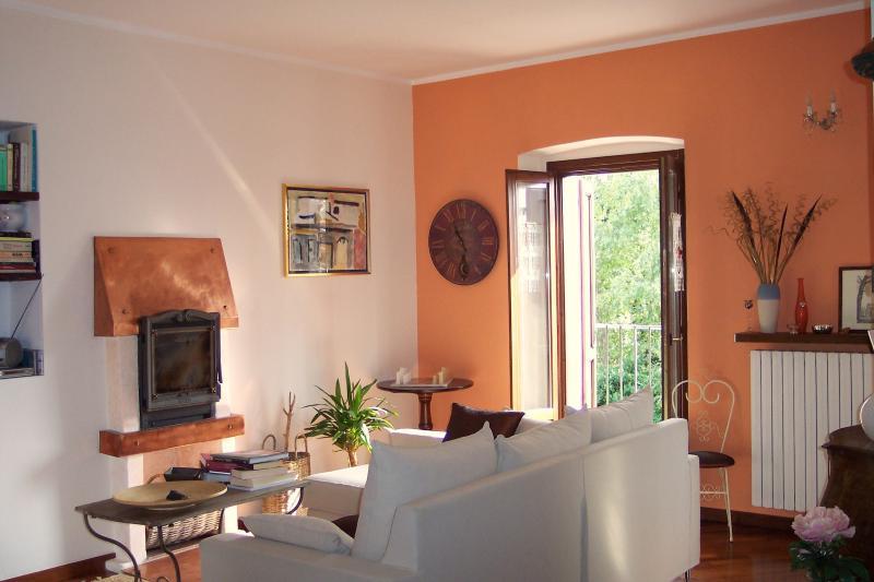 Anghelos Sordevolo casa vacanze, Ferienwohnung in Province of Biella