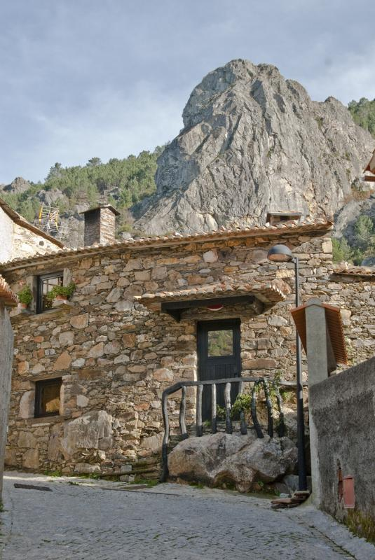 Fachada Casa do Neveiro