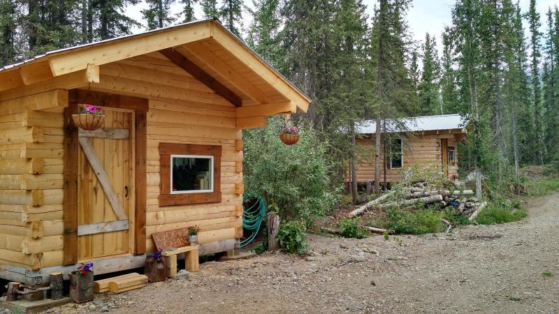 Blackburn Cabins: Dora Keen Cabin, location de vacances à Parc national et réserve de Wrangell - Saint-Elias