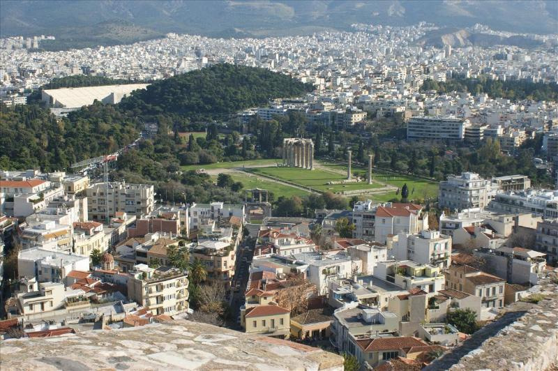 Visit in 1-day tour the capital city of Greece, Athens