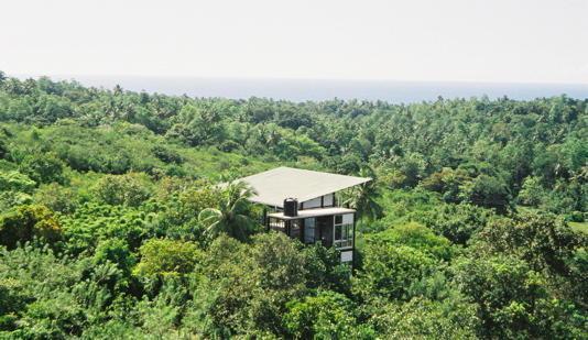 Silva Treehouse, holiday rental in Unawatuna