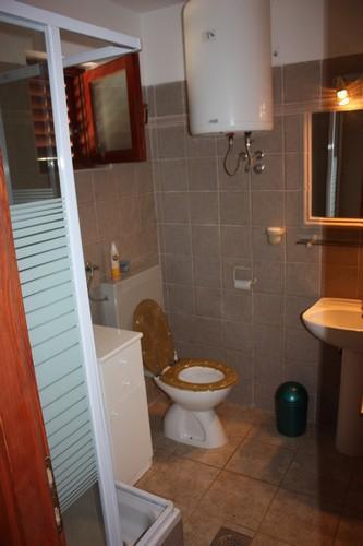 A2(4+1) : salle de bains avec WC
