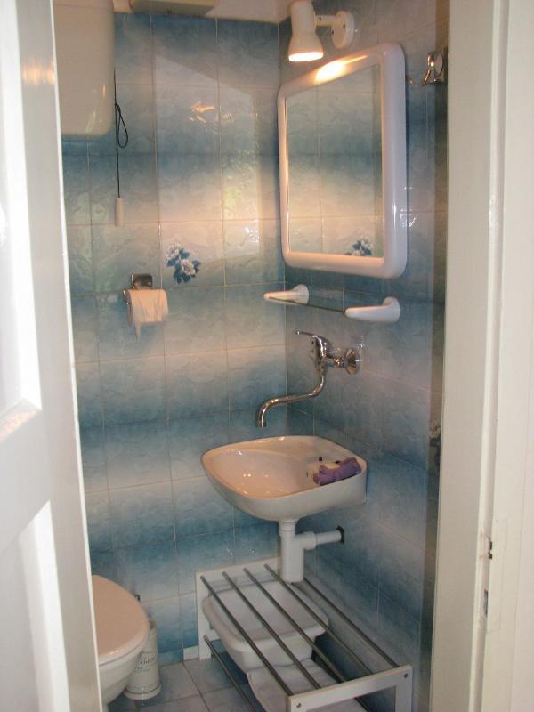 A2 (2 + 1): baño con inodoro.