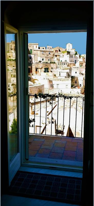 Balcone con vista