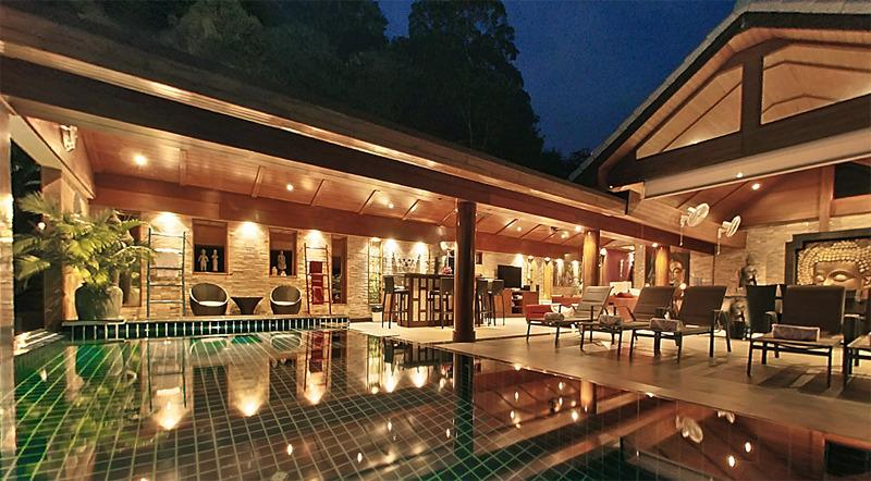 Welcome to Baan Sung Thai Villa