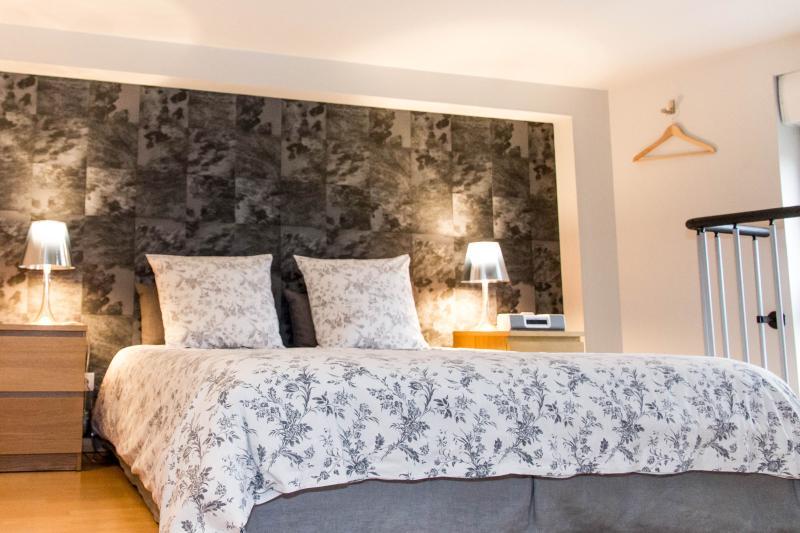 Habitación Dúplex con cama queen size