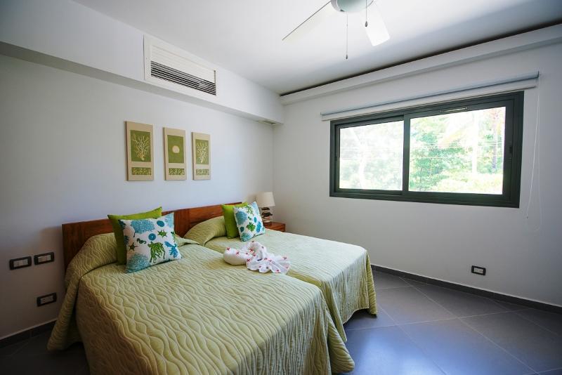De derde slaapkamer.