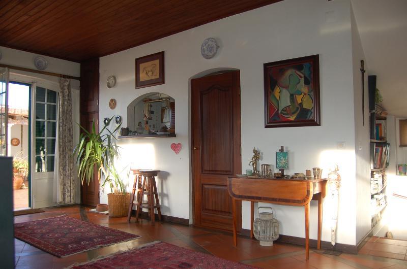 Salon de la maison