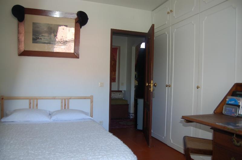 Chambre double en vue de la montagne de Sintra