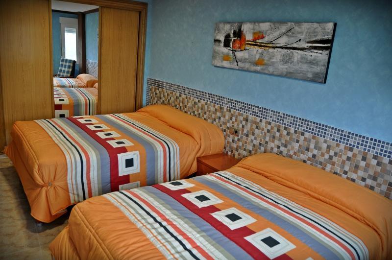 Chambre 24 mètres avec 2 lits doubles