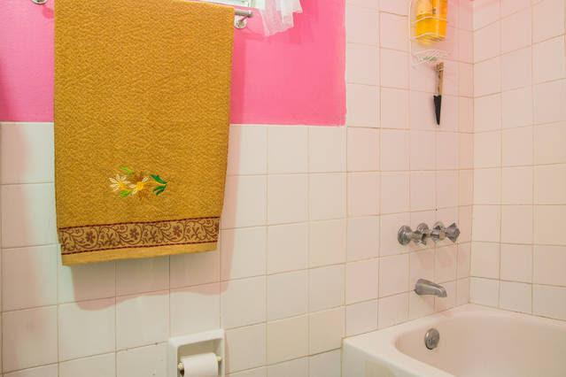 baño para habitaciones dobles