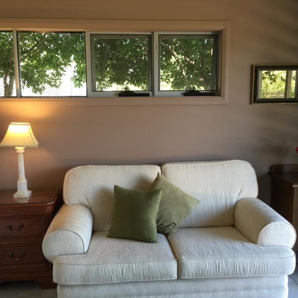 Gartenhaus-Schlafzimmer 1
