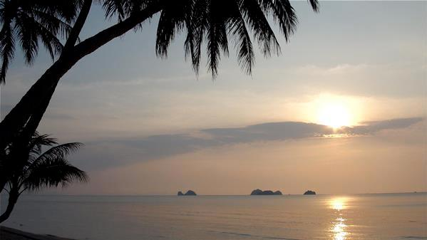 Beach Sunrise Cottage 21/4, holiday rental in Soi Leamset