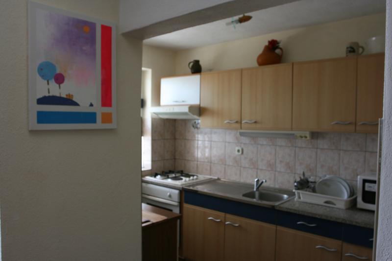 Apartment N°3 kitchen