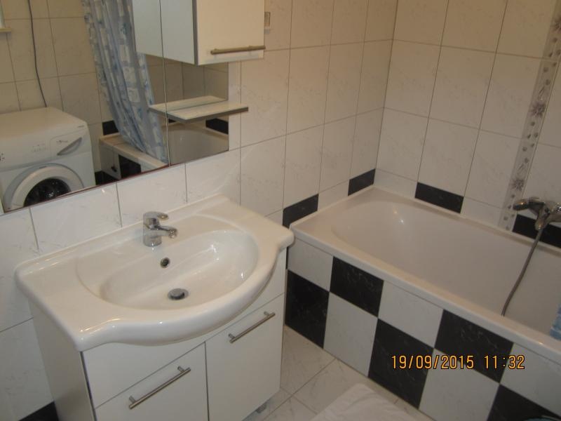 Apartment N°3 bathroom