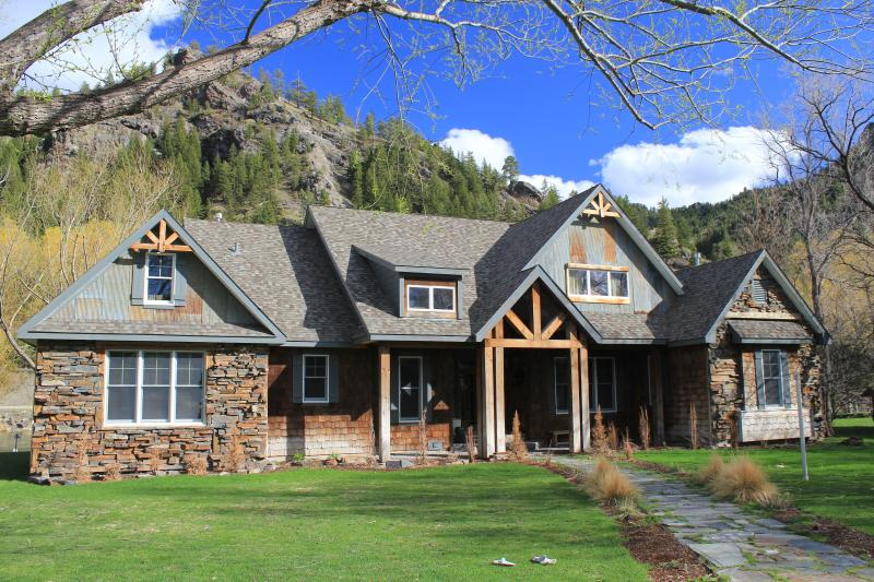 Flatwater Lodge - Craig, Montana, Missouri River, holiday rental in Craig