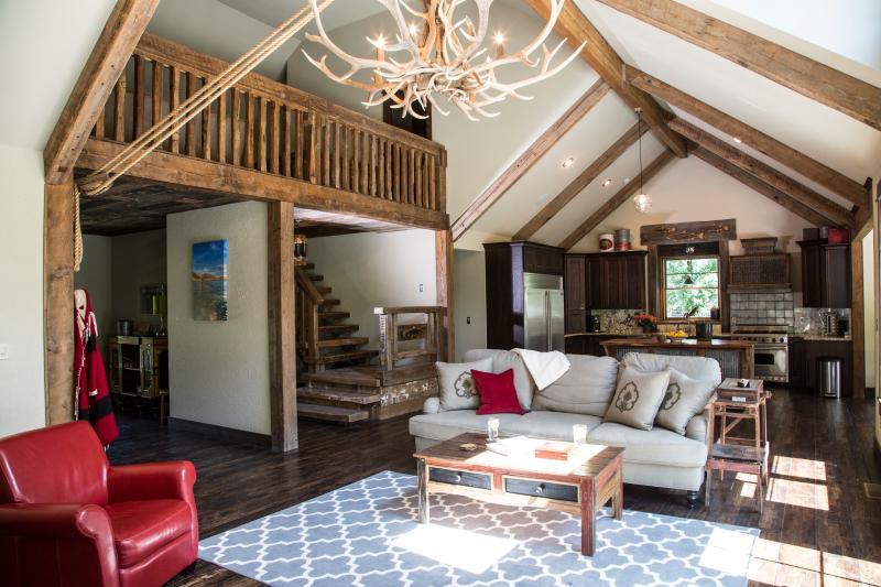 Águas calmas Lodge - Interior