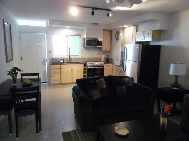 Open Concept Living , Dining, Granite and SS Kitchen
