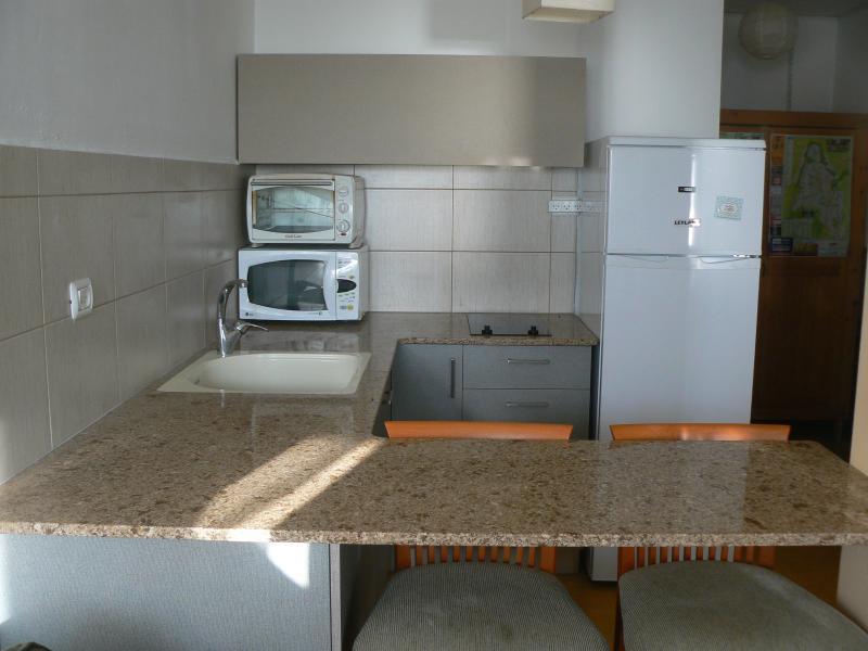 Studio Apt - Kitchen
