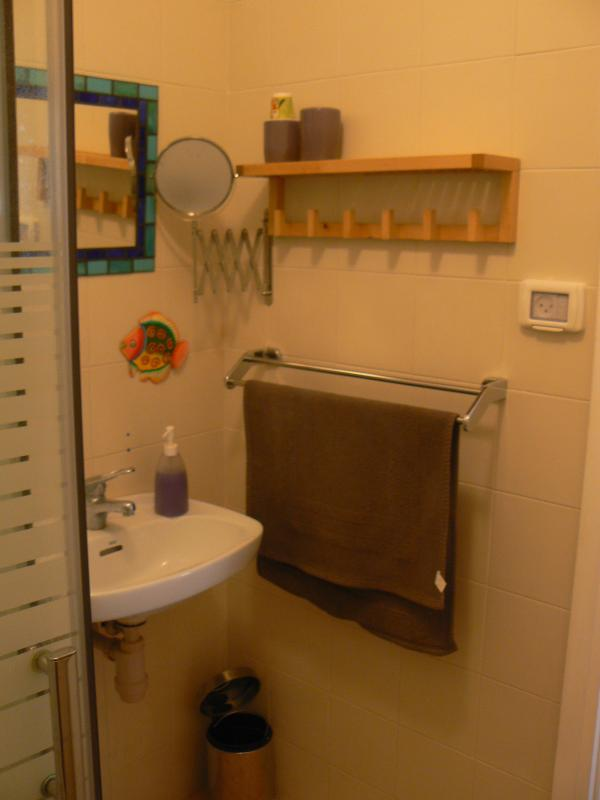 Studio Apt - bathroom