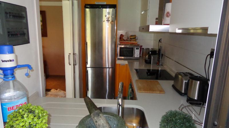 Large Fridge Freezer and all Modern Electrical Kitchen Applicances