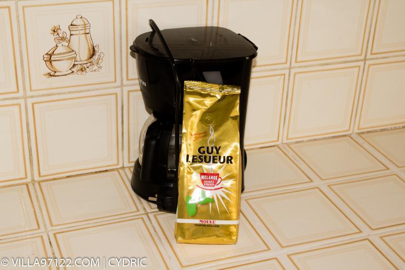 Votre café 100% arabica vous attend