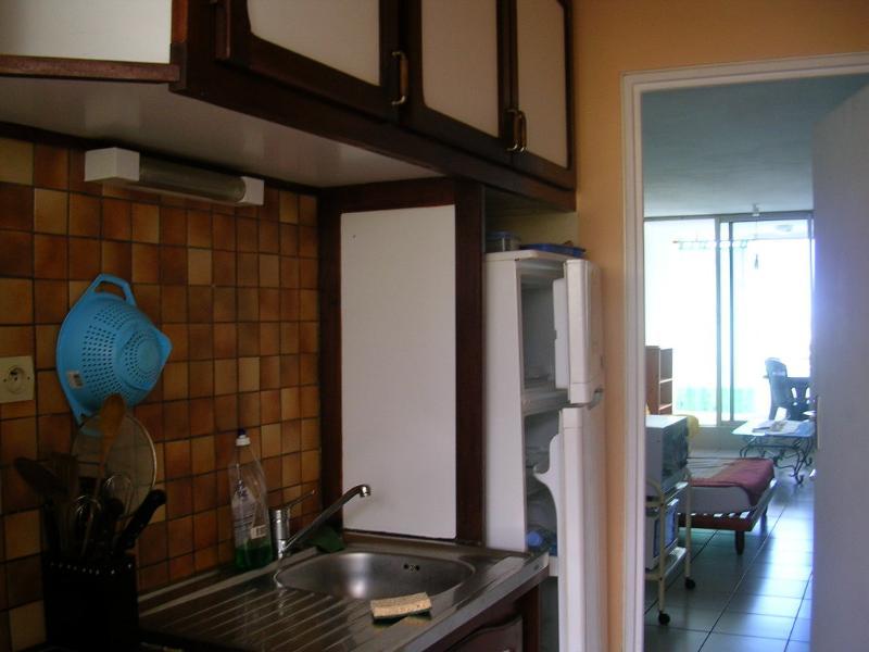 Eingang-Küche