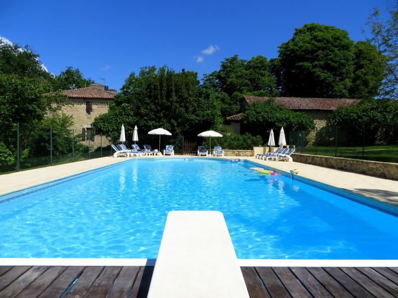 Gites of Pehillo - Nerac - (Aquitaine - FRANCE), alquiler de vacaciones en Lot-et-Garonne