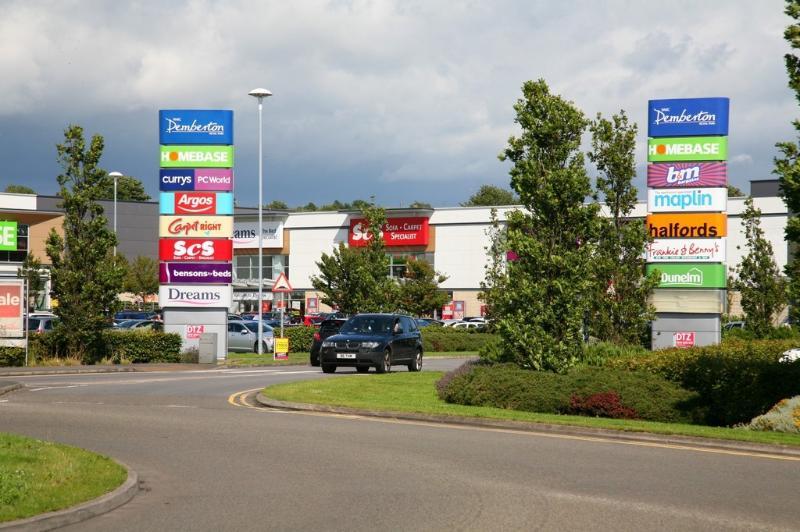 Parc Pemberton Retail Park